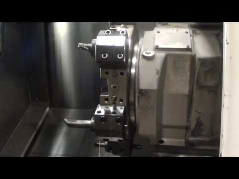 Used Okuma LB3000EX/500BB CNC Lathe - TK-20538#