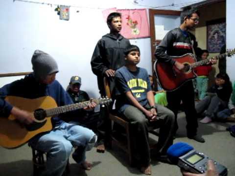 Hamro Nepal, by the boys of Ama Ghar