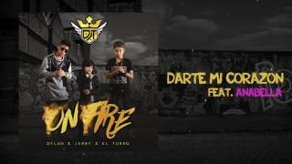 07. DJT feat. Anabella - Darte mi Corazón