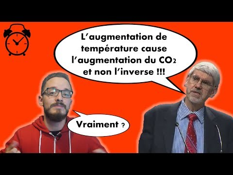 Cycles glaciaires, paramètres de Milankovitch et CO2 [Analyse] V. Courtillot Part. 3