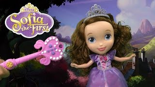Sofia the First Magic Dancing Sofia from Just Play