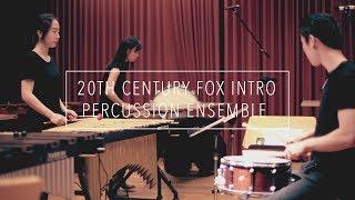 20th Century Fox Intro | Percussion Ensemble