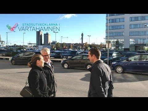 Värtahamnen - en unik ny stadsdel i Stockholms innerstad