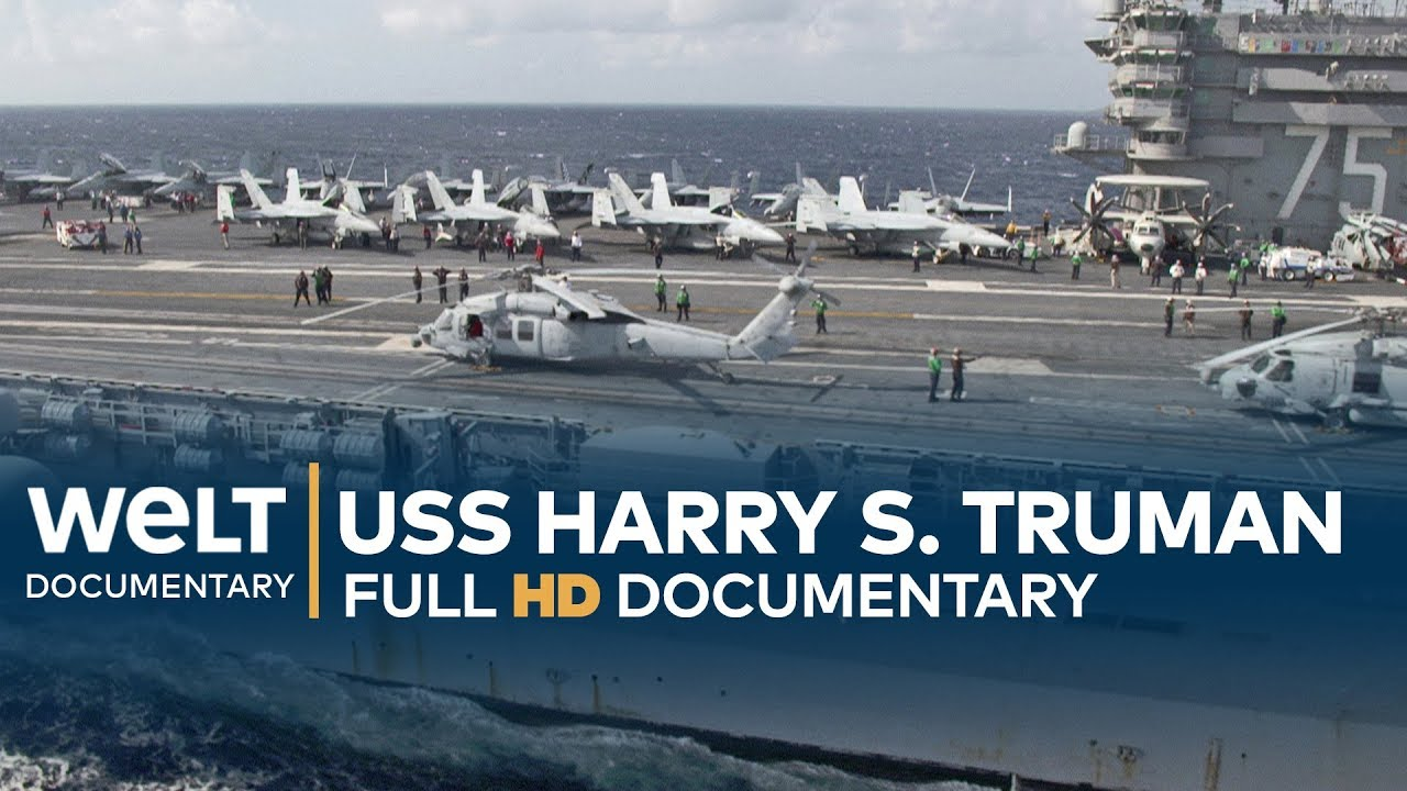 Inside Navy Strategies (1) - Aircraft Carrier USS Harry S. Truman