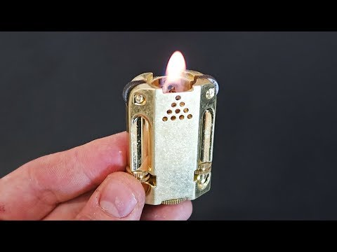 5 Trench Lighters You Didn't Know Existed #4