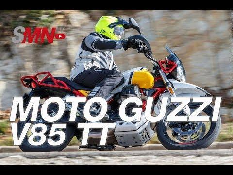 Prueba Moto Guzzi V85 TT 2019 [FULLHD]