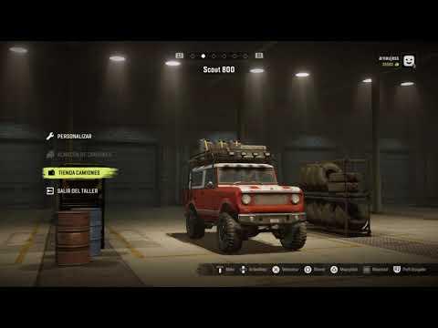 Vender vehículos SNOWRUNNER PS4