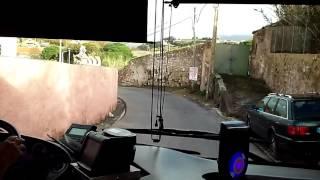 Cabo da Roca (on bus).