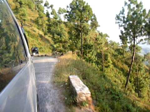 The Road From Kathmandu to Battar