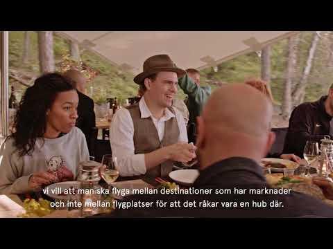 Norwegianresenärer spenderar miljarder i Sverige och bidrar  till att tusentals nya jobb skapas
