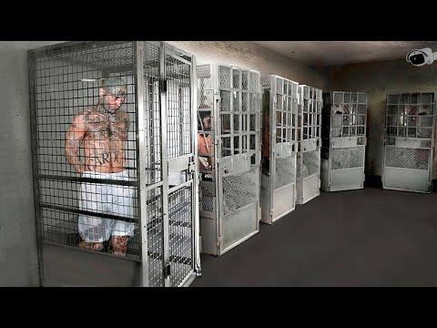 Ни Один Человек Ещё не Смог Сбежать из Этой Тюрьмы