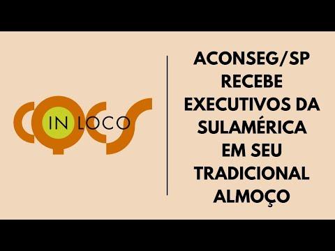 Imagem post: Aconseg/SP recebe executivos da SulAmérica em seu tradicional almoço