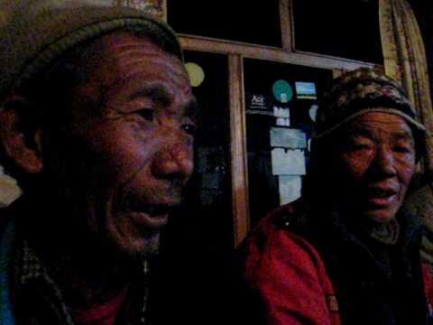 Nepal, Langtang, day 2 – Mar 28, 2009 – clip 04