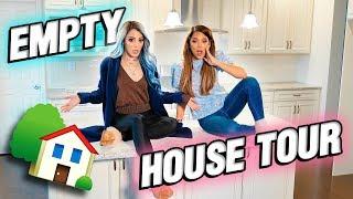EMPTY HOUSE TOUR 2019! Niki and Gabi width=