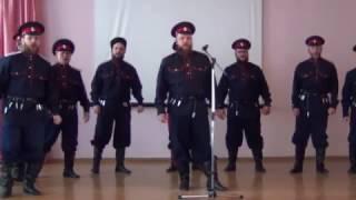Казачий хор ВОЛЖСКИЕ СТАНИЧНИКИ. Когда мы были на войне... 2016