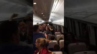 The White Hag festival train