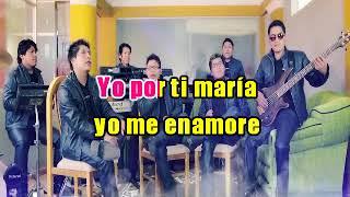 Karaoke Por ti Maria Corali
