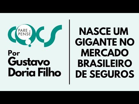 Imagem post: Nasce um gigante no mercado brasileiro de Seguros