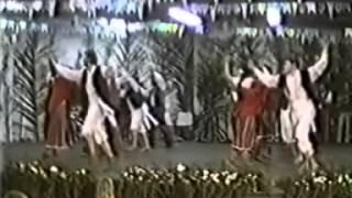 Baile da Nossa Terra - Grupo Folclórico da Casa Ilha da Madeira