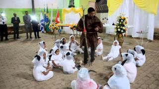 Eram 100 ovelhas - Homenagem ao Pastor Ulisses - Comunidade Batista Vinde ( CBV )