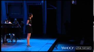 What's Going On Ferguson by Caitlin Clark  ( John Legend Show )