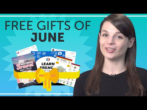 FREE Dutch Gifts of June2019 photo