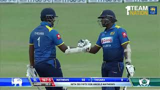 2nd ODI Highlights - Sri Lanka vs South Africa at Dambulla width=