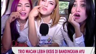 Pasca Video Sindiran, Ayu Ting Ting Dikabarkan Terlibat Persaingan Dengan Trio Macan - Obsesi 26/04 width=