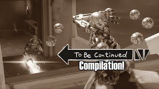 Overwatch - To Be Continued (Compilation Meme) #1