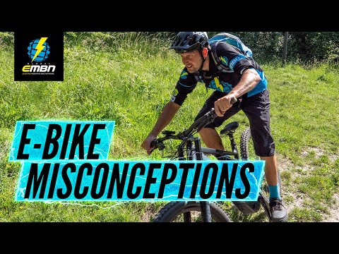 Common E Bike Misconceptions   EMTB Myths Busted
