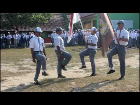 Pelantikan OSIS SMA Negeri 1 Kelapa Masa Bhakti 20