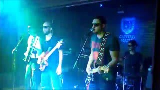 The Watchers - Run Like Hell (Pink Floyd Cover)
