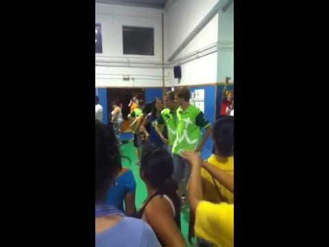 La danza dei volontari – Volunteer's dance