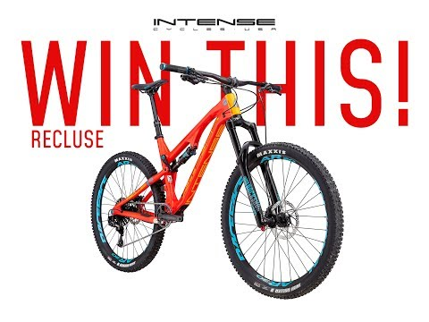 Win an Intense Tracer, Carbine, Primer or Recluse!
