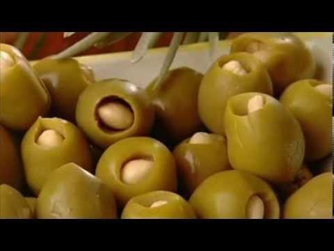 Фаршированные оливки photo