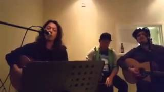 'Jaba Sandhya huncha' Live Acoustic Cover Daju bhai Inc.