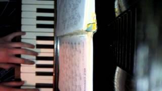 White Christmas (Bílé Vánoce) - piano