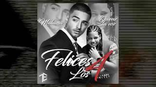 Owenz la voz - Felices los 4 Ft. Maluma [Cover Oficial]