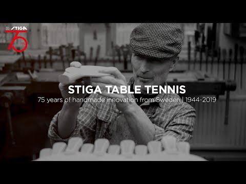 STIGA - 75 years of handmade innovation from Sweden