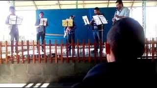 Fagote  com clarinete festival Boituva 2015