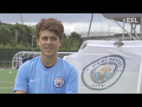 Juniorer språkskola Manchester City Football (pojkar)