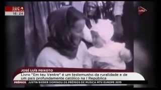 """Em Teu Ventre"", de José Luís Peixoto na Sic Notícias"