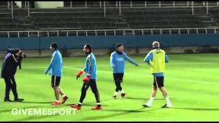 Riyad Mahrez likened to Lionel Messi by Jamie Carragher width=
