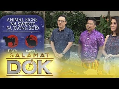 Salamat Dok: Master Hanz's health predictions for 2019