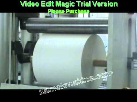 K 5120 jumbo kağıt bobin dilimleme makinası++