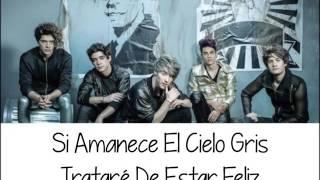 CD9 - I Feel Alive (Spanish Version) - Letra