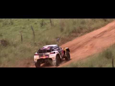 Peugeot 3008 DKR I Dakar 2017 Victory!