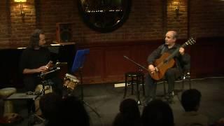 Luis Bonfa, Batucada - played by Vasilis Kanaras -live at Athenaeum.
