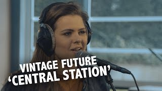 Vintage Future & Mell - 'Central Station' live @ Ekdom in de Ochtend