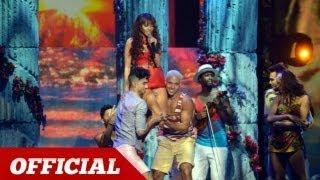 Leslie Grace - Be My Baby - Live - Premios Juventud